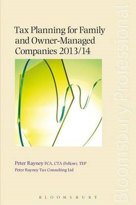 Tax Planning for Family and Owner-Managed Companies 2013/14 - pr_18553