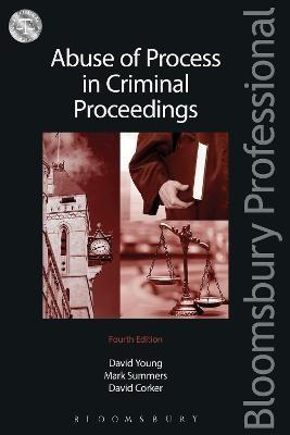 Abuse of Process in Criminal Proceedings - pr_16527