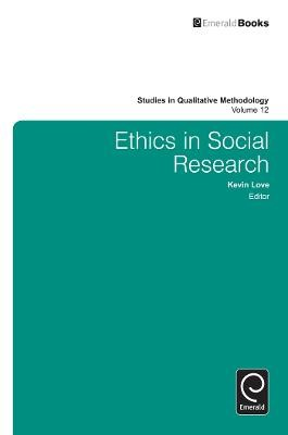 Ethics in Social Research -