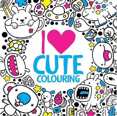 I Heart Cute Colouring - pr_120743