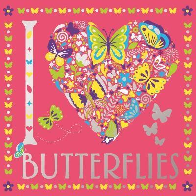 I Heart Butterflies - pr_1800387