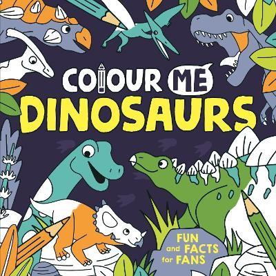 Colour Me: Dinosaurs - pr_1783869