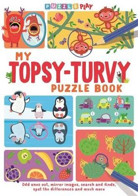 My Topsy-Turvy Puzzle Book -