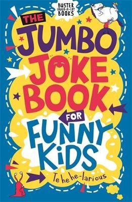 The Jumbo Joke Book for Funny Kids -