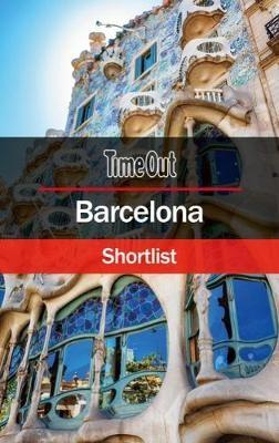Time Out Barcelona Shortlist -