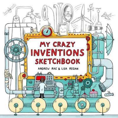 My Crazy Inventions Sketchbook -