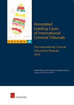 Annotated Leading Cases of International Criminal Tribunals - pr_210128