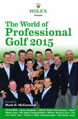 Rolex Presents the World of Professional Golf 2015 - pr_245381