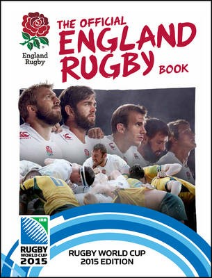 Official England Rugby Book - pr_212273