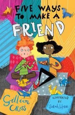 Five Ways to Make a Friend -