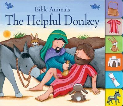 The Helpful Donkey - pr_89688