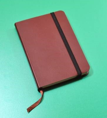 Monsieur Notebook Leather Journal - Brown Sketch Small A6 - pr_235555