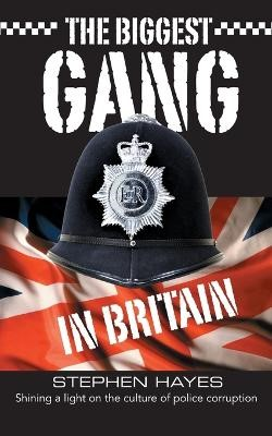 The Biggest Gang in Britain - Shining a Light on the Culture of Police Corruption - pr_15972