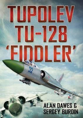 """Tupolev Tu-128 """"Fiddler"""" -"""