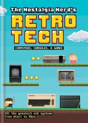 The Nostalgia Nerd's Retro Tech: Computer, Consoles & Games - pr_170907