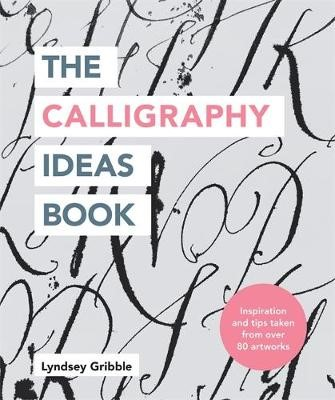 The Calligraphy Ideas Book -