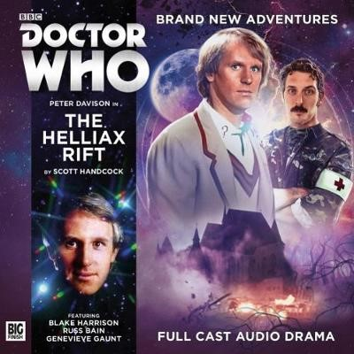 Doctor Who Main Range #237 - The Helliax Rift - pr_19430