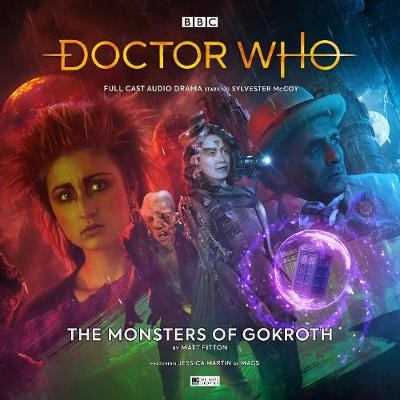 Doctor Who - The Monthly Adventures #250 The Monsters of Gokroth - pr_17204