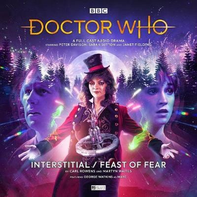 Doctor Who The Monthly Adventures #257 - Interstitial / Feast of Fear -