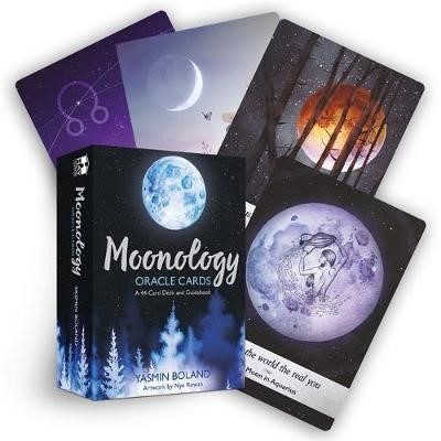 Moonology Oracle Cards -