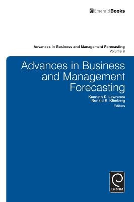 Advances in Business and Management Forecasting - pr_284631