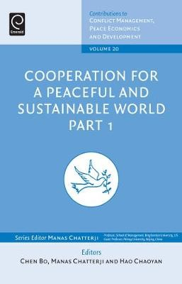 Cooperation for a Peaceful and Sustainable World - pr_283327