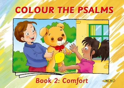 Colour the Psalms Book 2 -