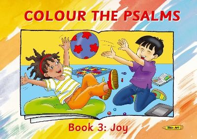Colour the Psalms Book 3 -