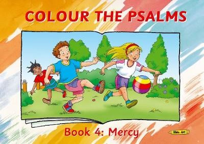 Colour the Psalms Book 4 -
