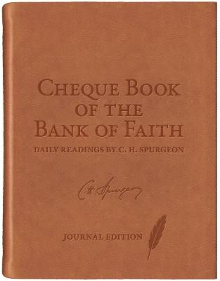 Chequebook of the Bank of Faith Journal -