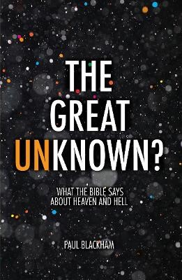 The Great Unknown? - pr_2226