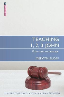 Teaching 1, 2, 3 John -