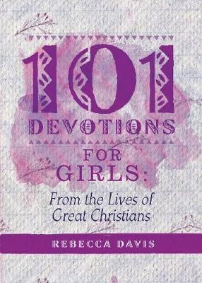 101 Devotions for Girls - pr_249112