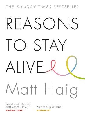 Reasons to Stay Alive - pr_352782