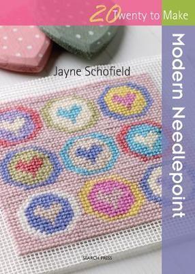 Twenty to Make: Modern Needlepoint - pr_170520
