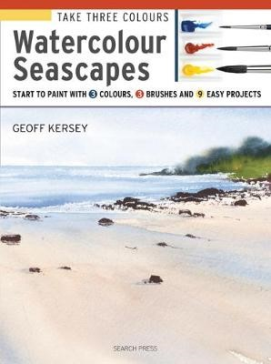 Take Three Colours: Watercolour Seascapes -
