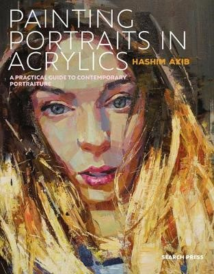 Painting Portraits in Acrylics -