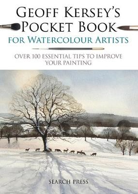 Geoff Kersey's Pocket Book for Watercolour Artists -