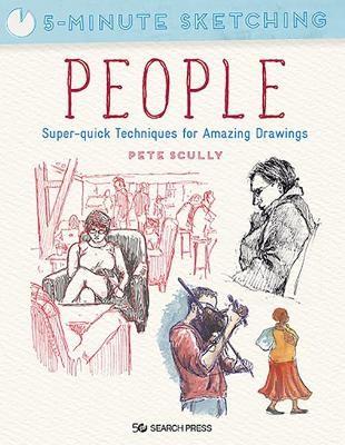 5-Minute Sketching: People -