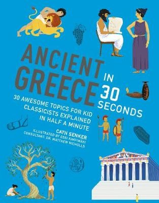 Ancient Greece in 30 Seconds -