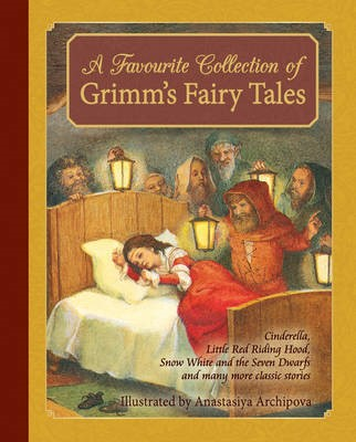 A Favourite Collection of Grimm's Fairy Tales - pr_84478