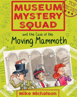 Museum Mystery Squad and the Case of the Moving Mammoth - pr_284337