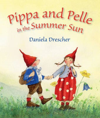Pippa and Pelle in the Summer Sun - pr_283247