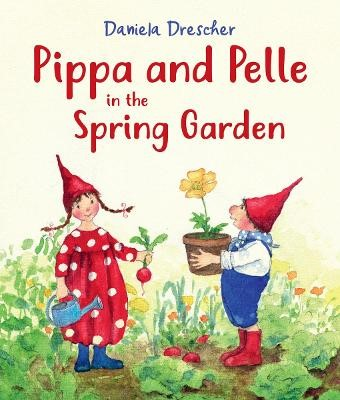 Pippa and Pelle in the Spring Garden - pr_284362