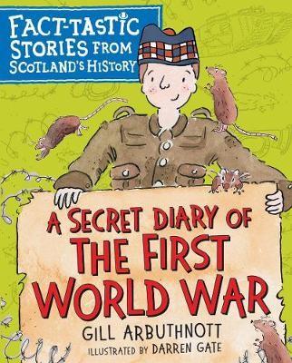 A Secret Diary of the First World War - pr_358384