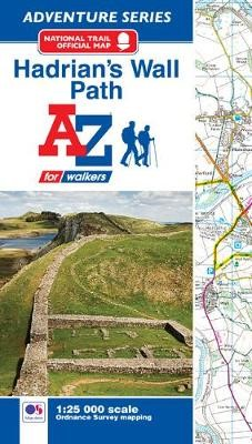 Hadrian's Wall Path Adventure Atlas - pr_17003