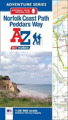 Norfolk Coast Path Adventure Atlas -