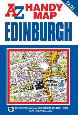 Edinburgh Handy Map - pr_1788
