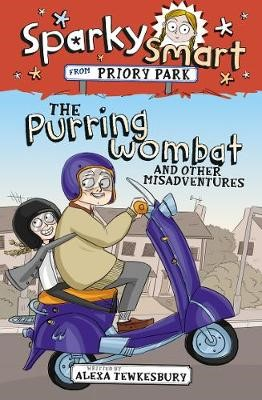 Sparky Smart from Priory Park: The Purring Wombat and other mishaps - pr_247975