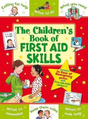 The Children's Book of First Aid Skills -